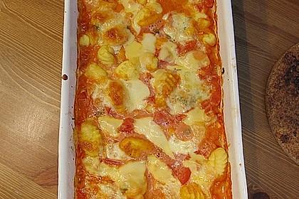 Gnocchi - Auflauf mit Tomate und Mozzarella 47