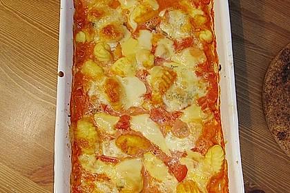 Gnocchi - Auflauf mit Tomate und Mozzarella 28