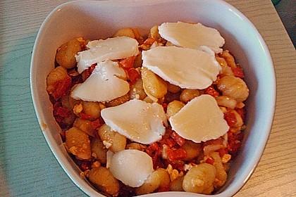 Gnocchi - Auflauf mit Tomate und Mozzarella 64