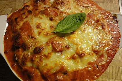 Gnocchi - Auflauf mit Tomate und Mozzarella 9