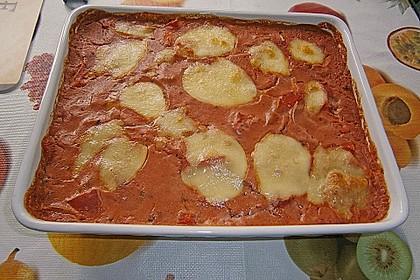Gnocchi - Auflauf mit Tomate und Mozzarella 51