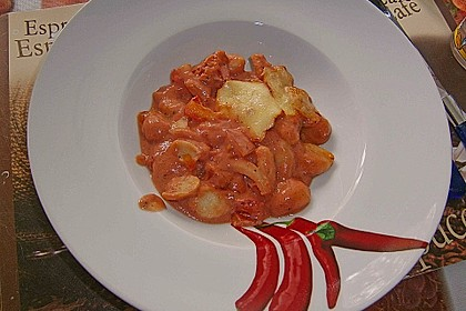 Gnocchi - Auflauf mit Tomate und Mozzarella 27