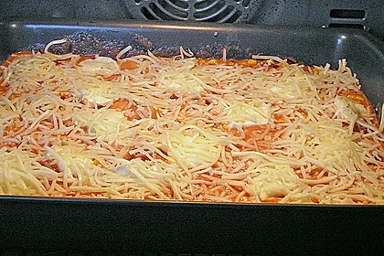 Gnocchi - Auflauf mit Tomate und Mozzarella 42