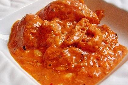 Gnocchi - Auflauf mit Tomate und Mozzarella 48