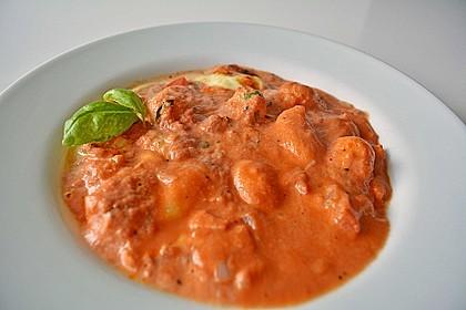 Gnocchi - Auflauf mit Tomate und Mozzarella 57
