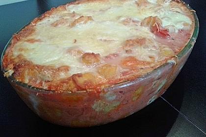 Gnocchi - Auflauf mit Tomate und Mozzarella 50