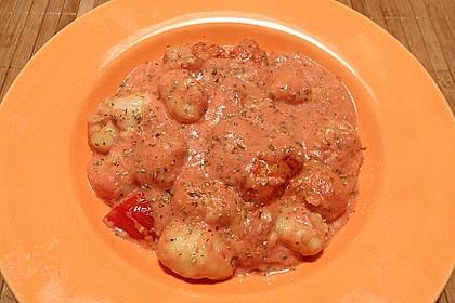 Gnocchi - Auflauf mit Tomate und Mozzarella 20