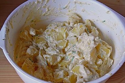 Feuermohns überbackene Gorgonzola-Kartoffeln 6