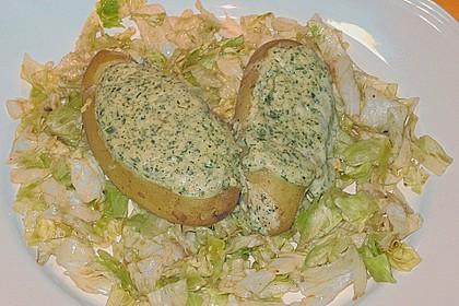 Feuermohns überbackene Gorgonzola-Kartoffeln 2