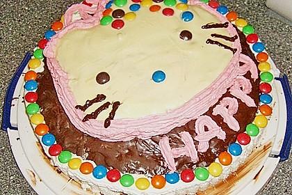 Hello - Kitty - Torte 99