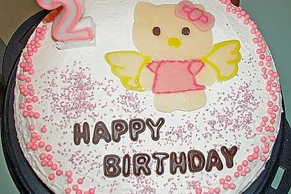 Hello - Kitty - Torte 106