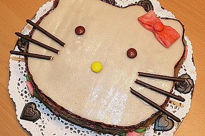 Hello - Kitty - Torte 28