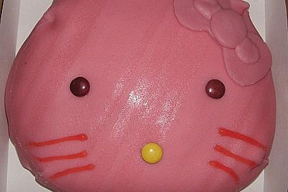 Hello - Kitty - Torte 110