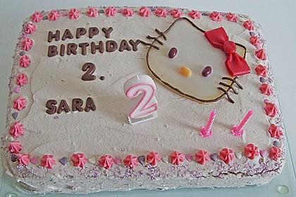 Hello - Kitty - Torte 8