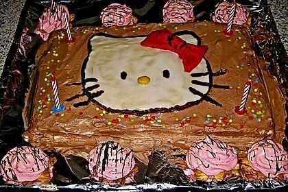 Hello - Kitty - Torte 47