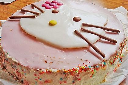 Hello - Kitty - Torte 78