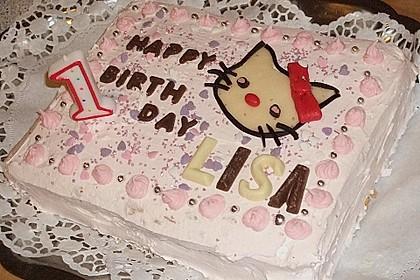 Hello - Kitty - Torte 87