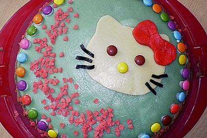 Hello - Kitty - Torte 26