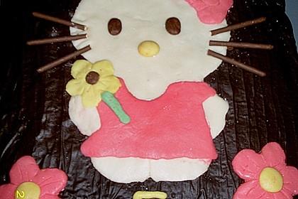Hello - Kitty - Torte 59