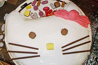 Hello - Kitty - Torte 89