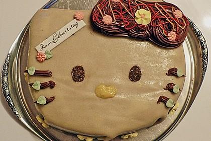 Hello - Kitty - Torte 92