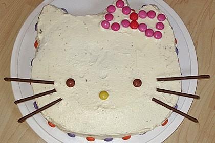 Hello - Kitty - Torte 57