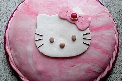 Hello - Kitty - Torte 20