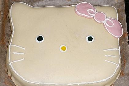 Hello - Kitty - Torte 68