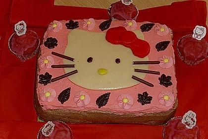 Hello - Kitty - Torte 46
