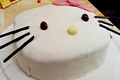 Hello - Kitty - Torte 27