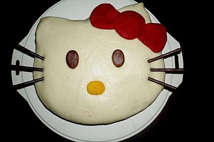 Hello - Kitty - Torte 65
