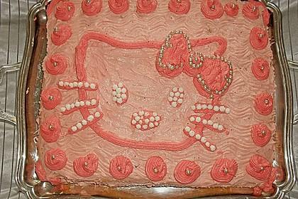 Hello - Kitty - Torte 83