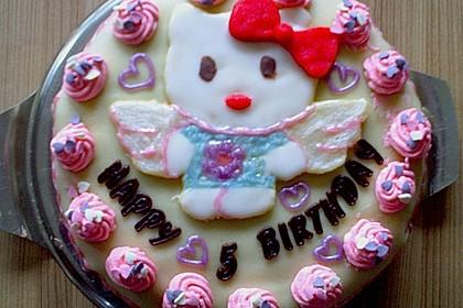 Hello - Kitty - Torte 119