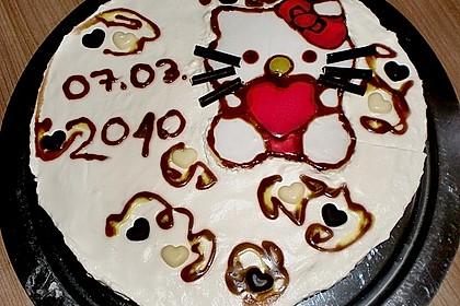 Hello - Kitty - Torte 44