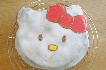 Hello - Kitty - Torte 101
