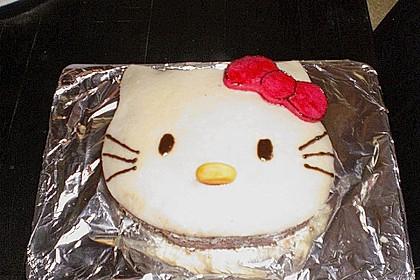 Hello - Kitty - Torte 100