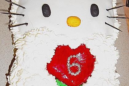 Hello - Kitty - Torte 42