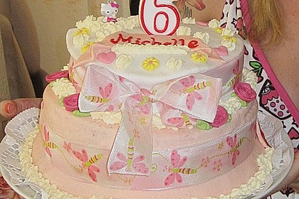 Hello - Kitty - Torte 63