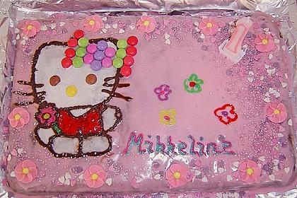 Hello - Kitty - Torte 60