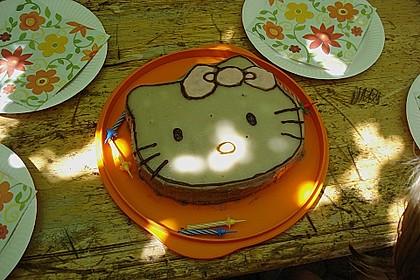 Hello - Kitty - Torte 38