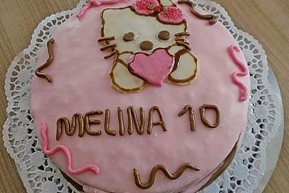 Hello - Kitty - Torte 35