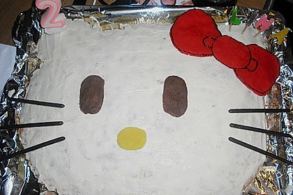 Hello - Kitty - Torte 103