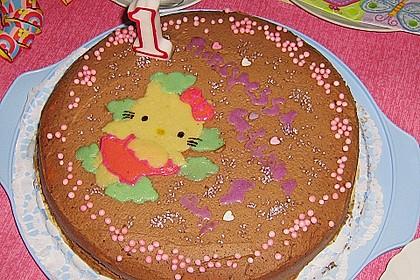 Hello - Kitty - Torte 117