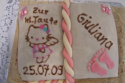 Hello - Kitty - Torte 45