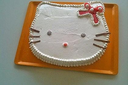 Hello - Kitty - Torte 43