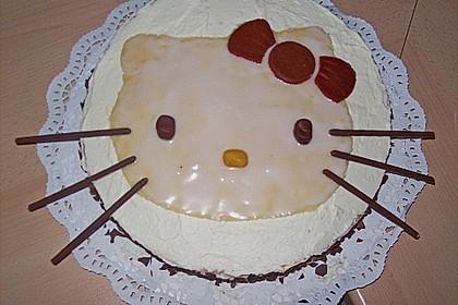 Hello - Kitty - Torte 104