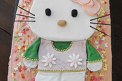 Hello - Kitty - Torte 13