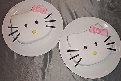 Hello - Kitty - Torte 7