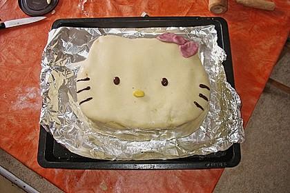 Hello - Kitty - Torte 54