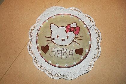 Hello - Kitty - Torte 82